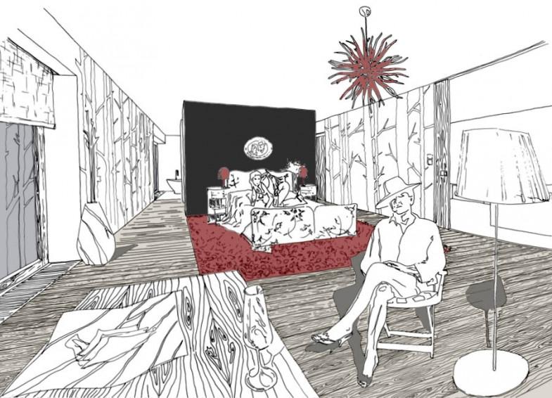 02 interiér ložnice