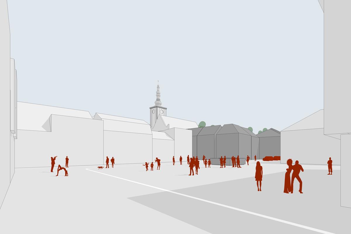 perspektiva _soutěž _jižní část centra Prostějova